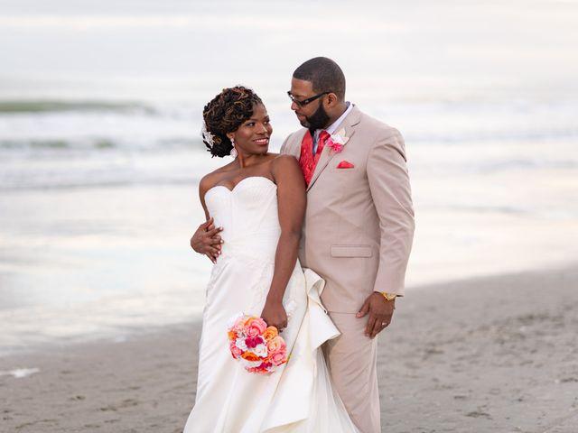 Lorenzo and Toniqua's Wedding in Myrtle Beach, South Carolina 103