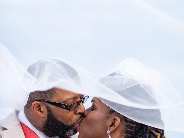 Lorenzo and Toniqua's Wedding in Myrtle Beach, South Carolina 2