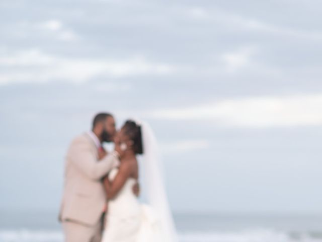 Lorenzo and Toniqua's Wedding in Myrtle Beach, South Carolina 107