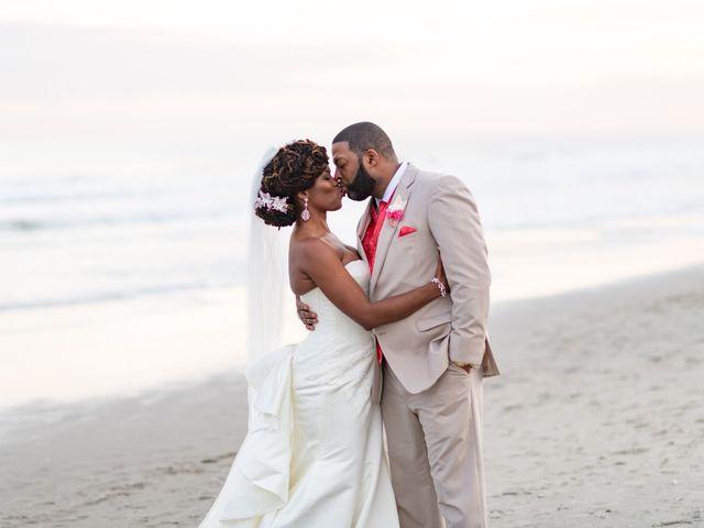 Lorenzo and Toniqua's Wedding in Myrtle Beach, South Carolina 110