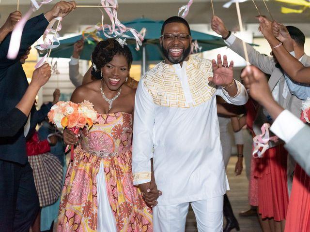 Lorenzo and Toniqua's Wedding in Myrtle Beach, South Carolina 111