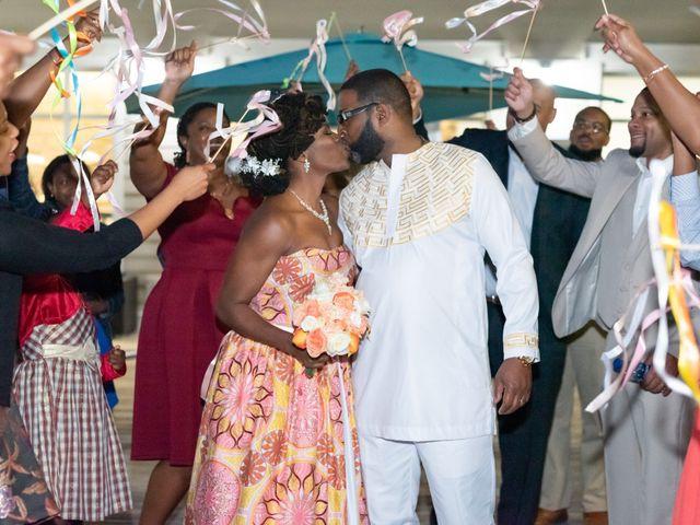 Lorenzo and Toniqua's Wedding in Myrtle Beach, South Carolina 112