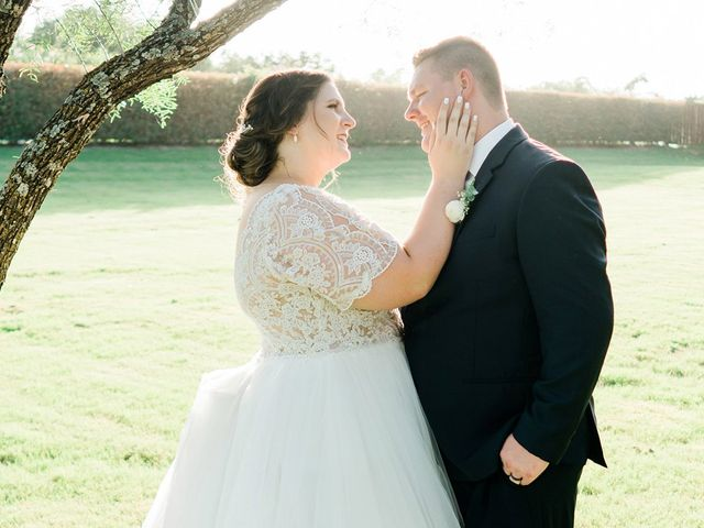 The wedding of Jaycie and Casey