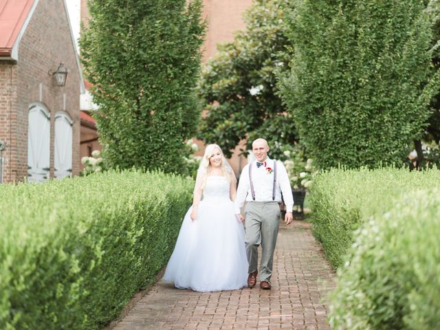 The wedding of Kasey and Owen
