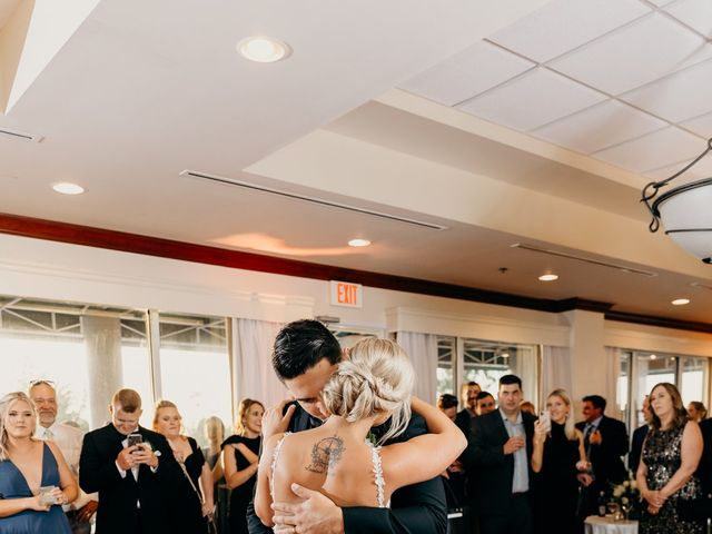 Hunter and Jeremy's Wedding in Stuart, Florida 6
