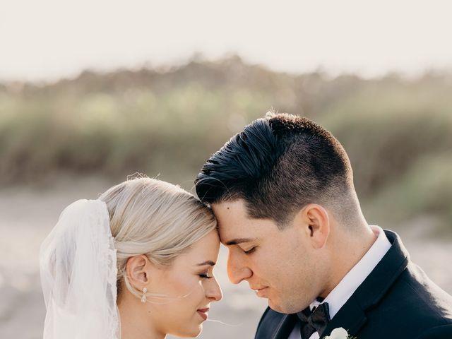 Hunter and Jeremy's Wedding in Stuart, Florida 12