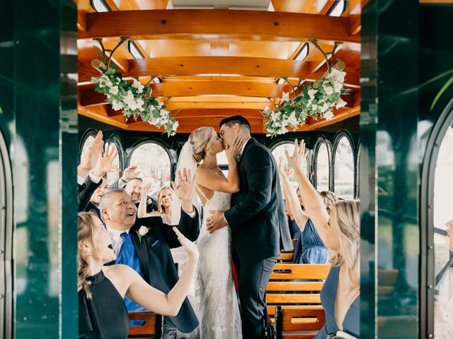 Hunter and Jeremy's Wedding in Stuart, Florida 17
