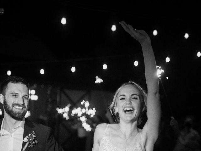 Preston and Ashlyn's Wedding in Asheville, North Carolina 3