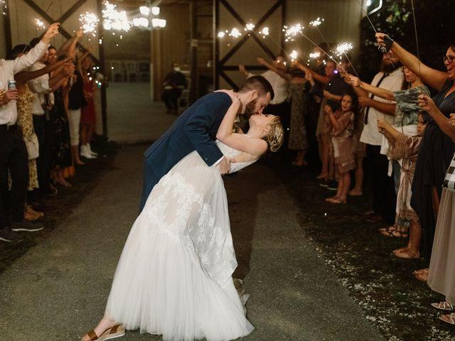 Preston and Ashlyn's Wedding in Asheville, North Carolina 4
