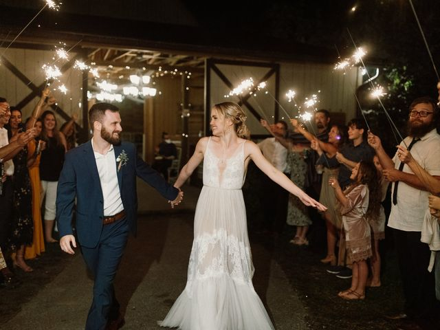 Preston and Ashlyn's Wedding in Asheville, North Carolina 5