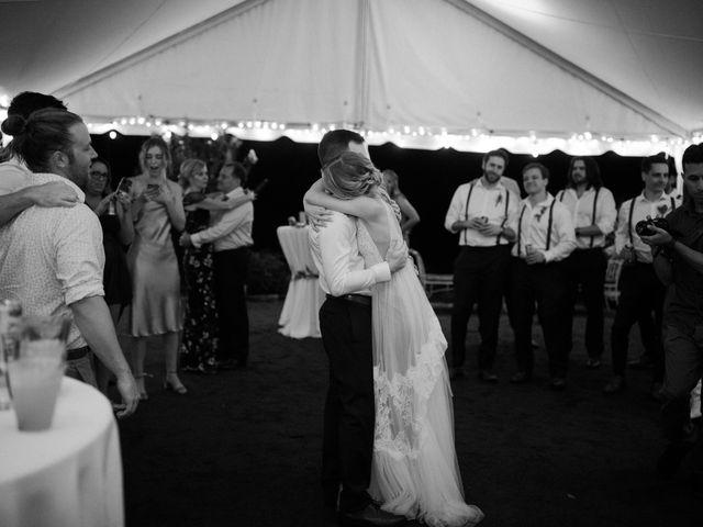 Preston and Ashlyn's Wedding in Asheville, North Carolina 7