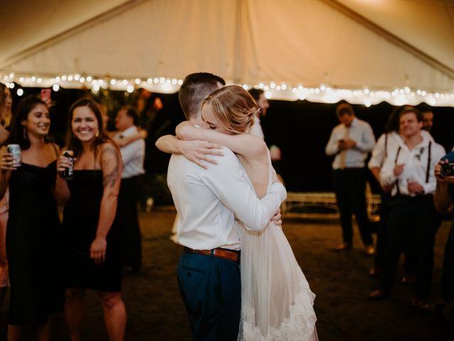Preston and Ashlyn's Wedding in Asheville, North Carolina 8