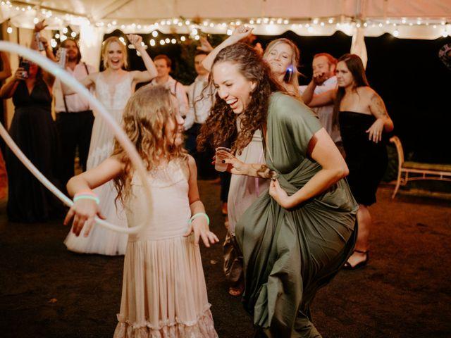 Preston and Ashlyn's Wedding in Asheville, North Carolina 9