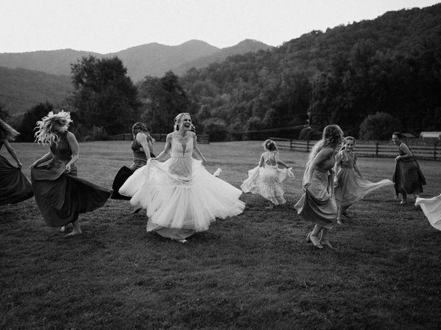 Preston and Ashlyn's Wedding in Asheville, North Carolina 12