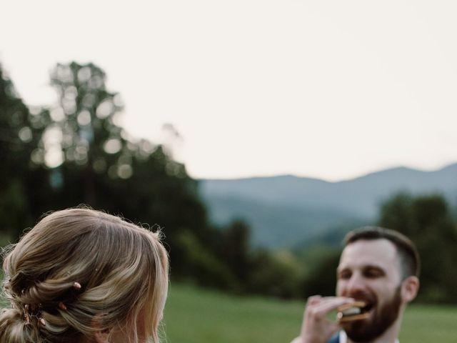 Preston and Ashlyn's Wedding in Asheville, North Carolina 14