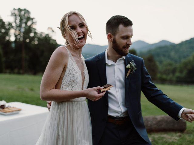 Preston and Ashlyn's Wedding in Asheville, North Carolina 15