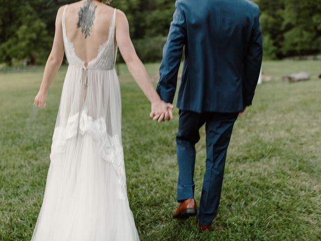 Preston and Ashlyn's Wedding in Asheville, North Carolina 18
