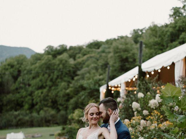 Preston and Ashlyn's Wedding in Asheville, North Carolina 20