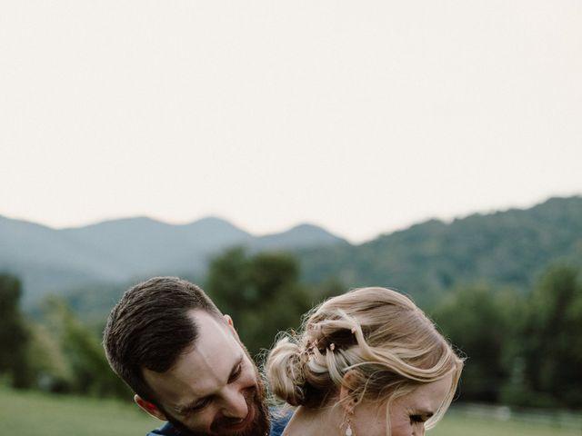 Preston and Ashlyn's Wedding in Asheville, North Carolina 21
