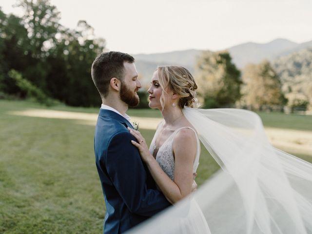 Preston and Ashlyn's Wedding in Asheville, North Carolina 22