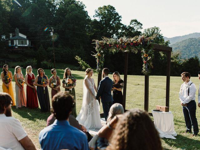 Preston and Ashlyn's Wedding in Asheville, North Carolina 28