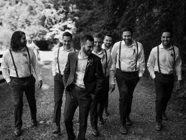 Preston and Ashlyn's Wedding in Asheville, North Carolina 36