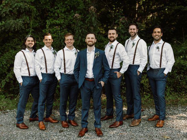Preston and Ashlyn's Wedding in Asheville, North Carolina 37