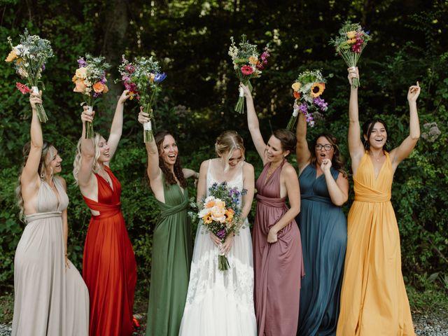 Preston and Ashlyn's Wedding in Asheville, North Carolina 38