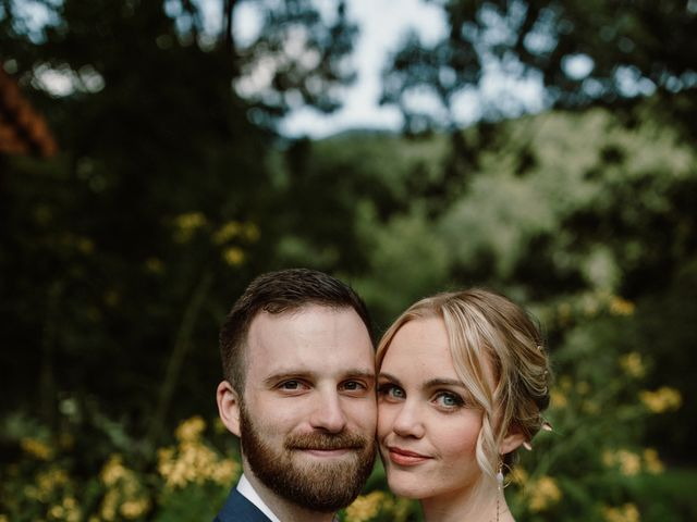 Preston and Ashlyn's Wedding in Asheville, North Carolina 42