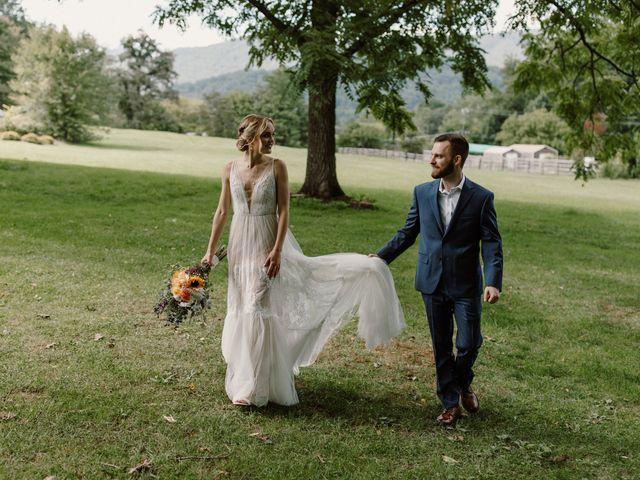 The wedding of Ashlyn and Preston