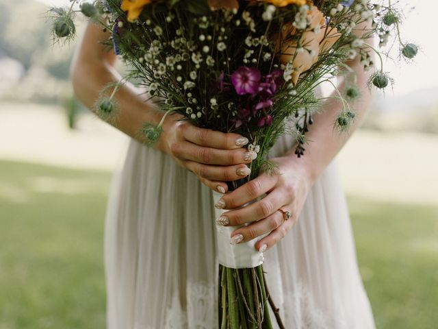 Preston and Ashlyn's Wedding in Asheville, North Carolina 44