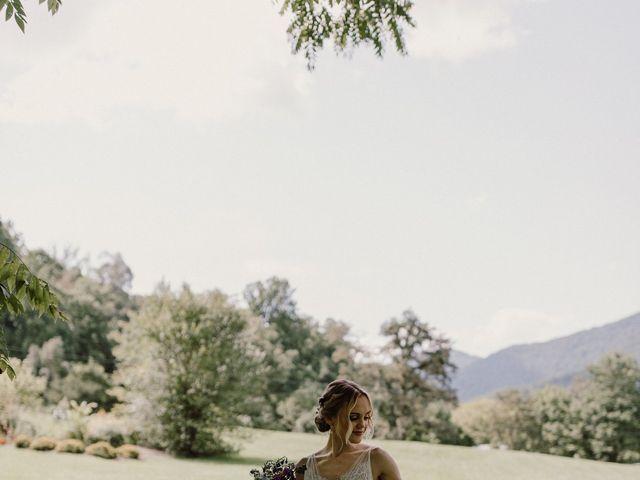 Preston and Ashlyn's Wedding in Asheville, North Carolina 45