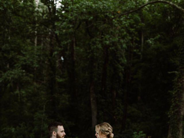 Preston and Ashlyn's Wedding in Asheville, North Carolina 47