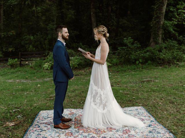 Preston and Ashlyn's Wedding in Asheville, North Carolina 48