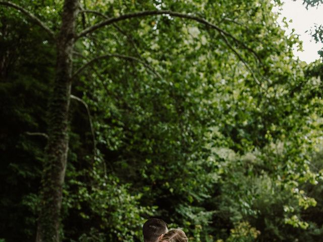 Preston and Ashlyn's Wedding in Asheville, North Carolina 50