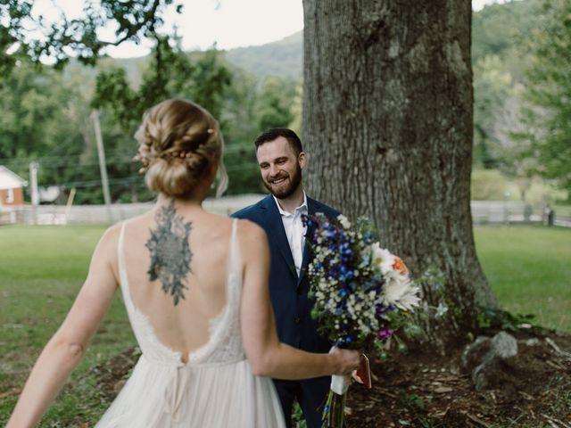 Preston and Ashlyn's Wedding in Asheville, North Carolina 51