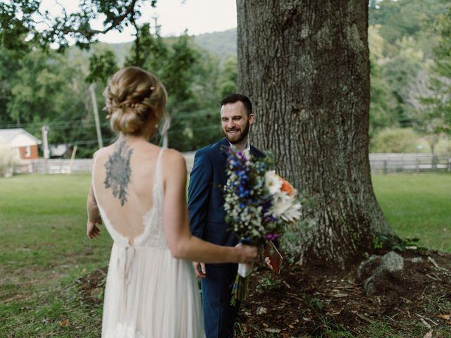 Preston and Ashlyn's Wedding in Asheville, North Carolina 53