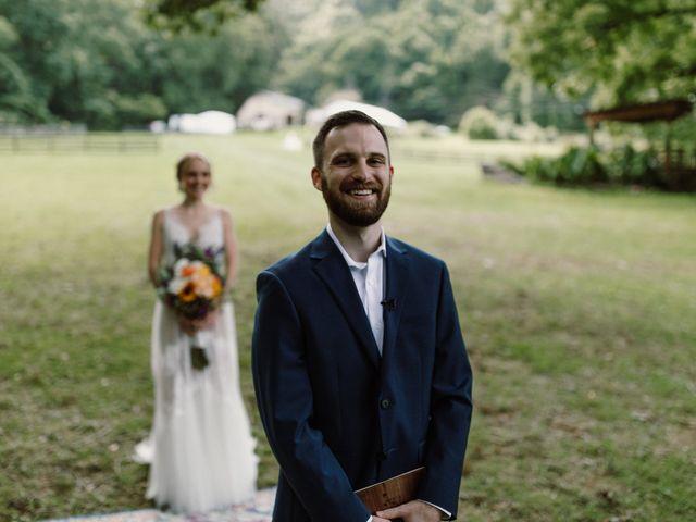 Preston and Ashlyn's Wedding in Asheville, North Carolina 55