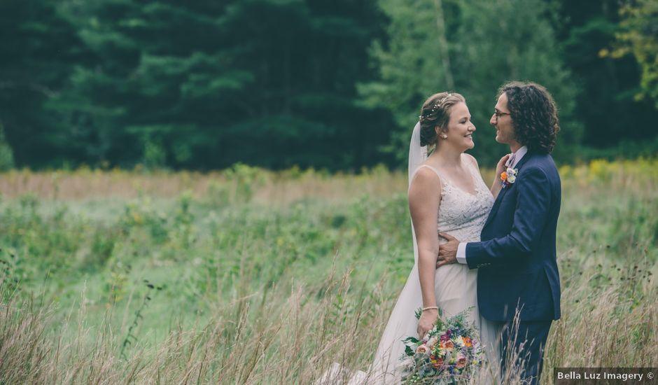 Harrison and Jackie's Wedding in Great Barrington, Massachusetts