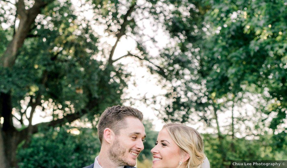 Max and Elizabeth's Wedding in Dallas, Texas