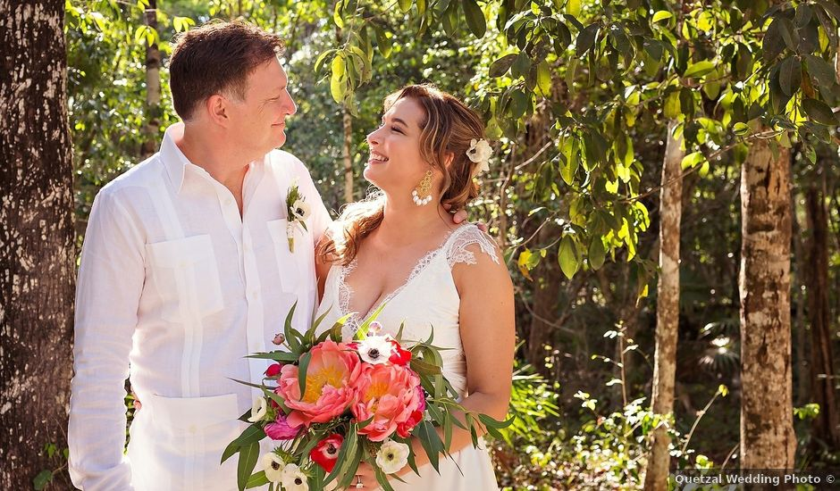 Steven and Sophie's Wedding in Tulum, Mexico