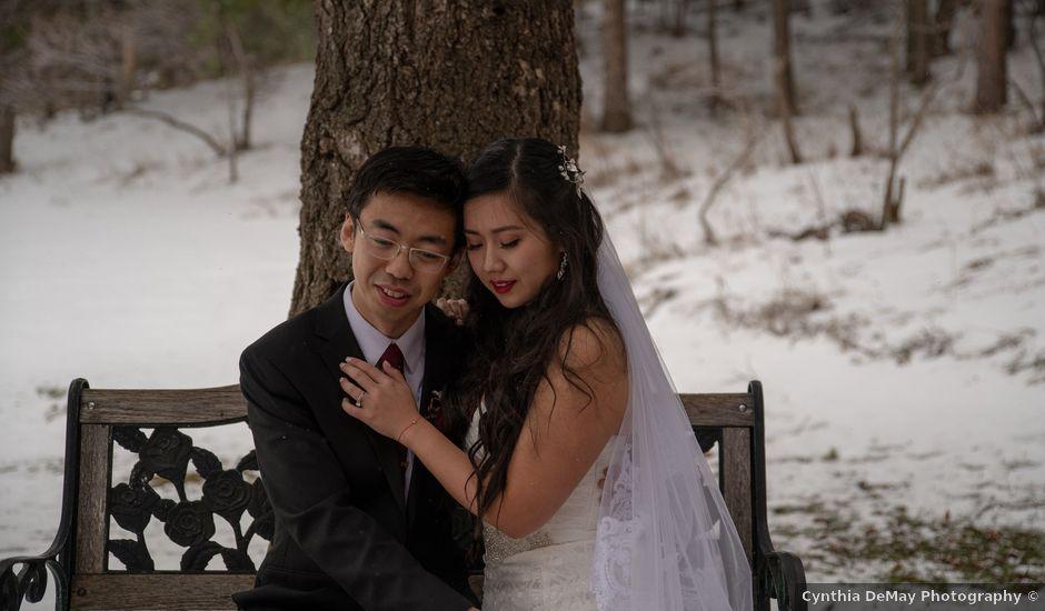 Zip and Mellisa's Wedding in Colorado Springs, Colorado