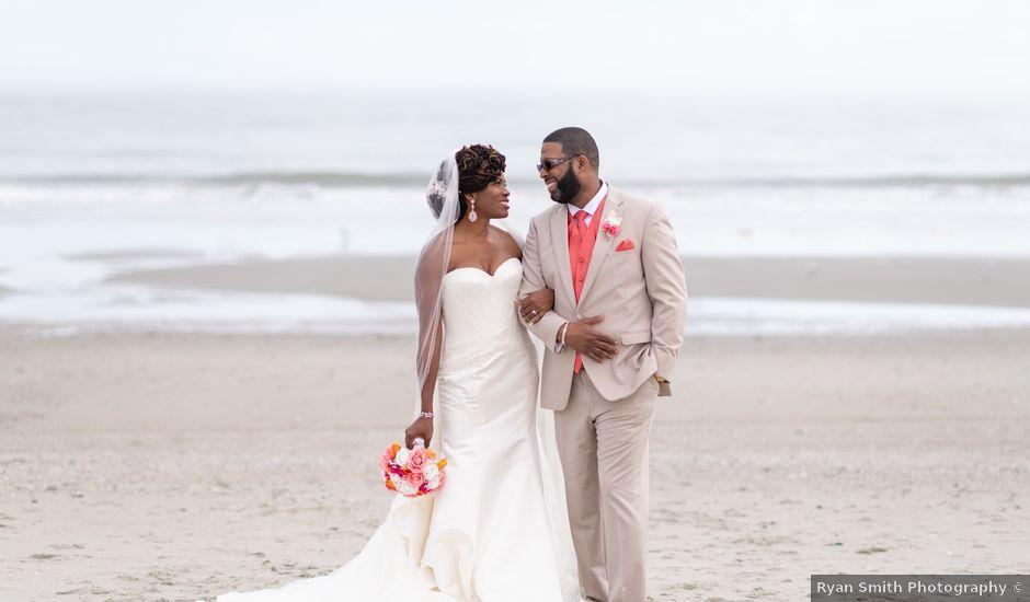 Lorenzo and Toniqua's Wedding in Myrtle Beach, South Carolina