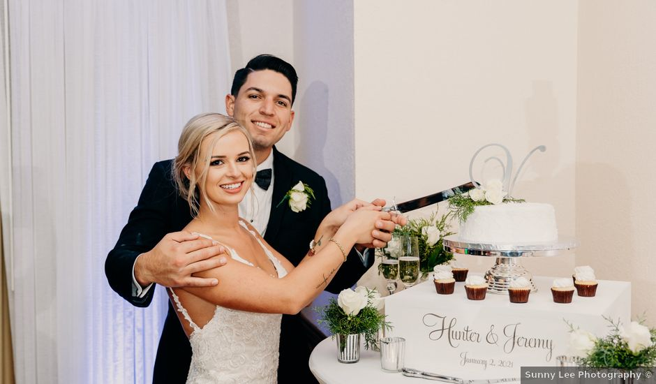 Hunter and Jeremy's Wedding in Stuart, Florida