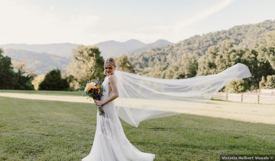 Preston and Ashlyn's Wedding in Asheville, North Carolina