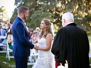 The wedding of Krystle and Jeff 1