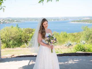 Alex and Leah's Wedding in Austin, Texas 3