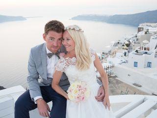 The wedding of Karolina and Garry