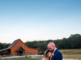 The wedding of Madison and Eric 2