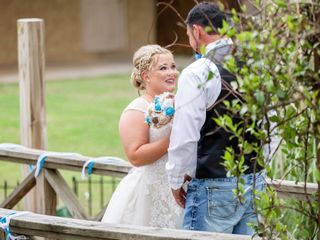 The wedding of Kalynn and Joseph